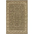 Hand-knotted Cyrus New Zealand Wool Rug (5' x 8')