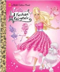 Barbie: A Fashion Fairytale (Hardcover)