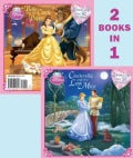 Cinderella and the Lost Mice & Belle and the Castle Puppy: 2 Books in 1, Flip Book (Paperback)