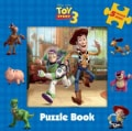 Toy Story Puzzle Book (Hardcover)
