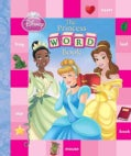 The Princess Word Book (Board book)