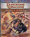 Marauders of the Dune Sea: An Adventure for 2nd-Level Characters (Paperback)