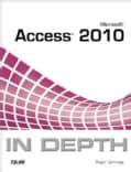 Microsoft Access 2010 In Depth (Paperback)