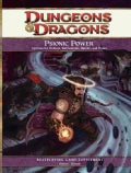Dungeons & Dragons Psionic Power: Roleplaying Game Supplement (Hardcover)