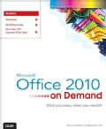 Microsoft Office 2010 On Demand (Paperback)