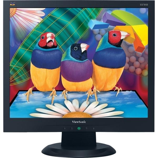 """Viewsonic VA705B 17"""" LCD Monitor - 5 ms"""