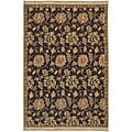 Set of 2 Hand-Knotted Transitional Legacy New Zealand Wool Rugs (2' x 3')