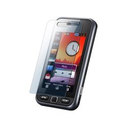 Eforcity Reusable Screen Protector for Samsung S5230C / S5233S / Star