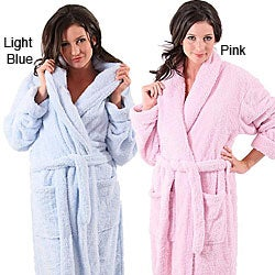 Super Plush Women's Microfiber Bathrobe