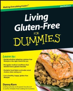 Living Gluten-Free for Dummies (Paperback)