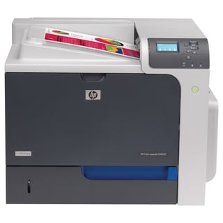 HP LaserJet CP4025N Laser Printer - Color - 1200 x 1200 dpi Print - P