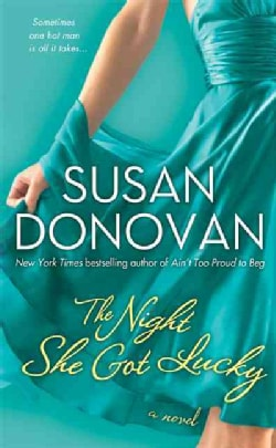 The Night She Got Lucky (Paperback)