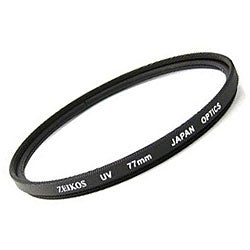 Zeikos 77mm UV Multi Coated Glass Filter