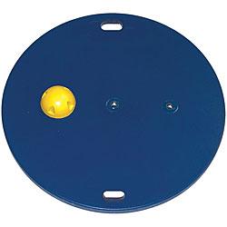 Cando MVP 16-inch Board with Extra-easy Yellow Hemisphere