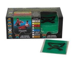 Cando Green Latex Exercise Bands 4-foot strips (Pack of 40)