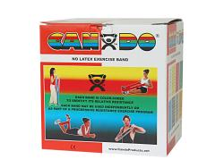 Cando No-latex 50-yard Red Light Exercise Band