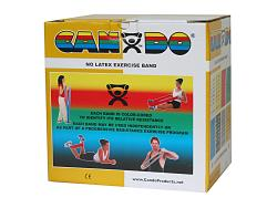 Cando 50-yard Gold XX-heavy Exercise Band
