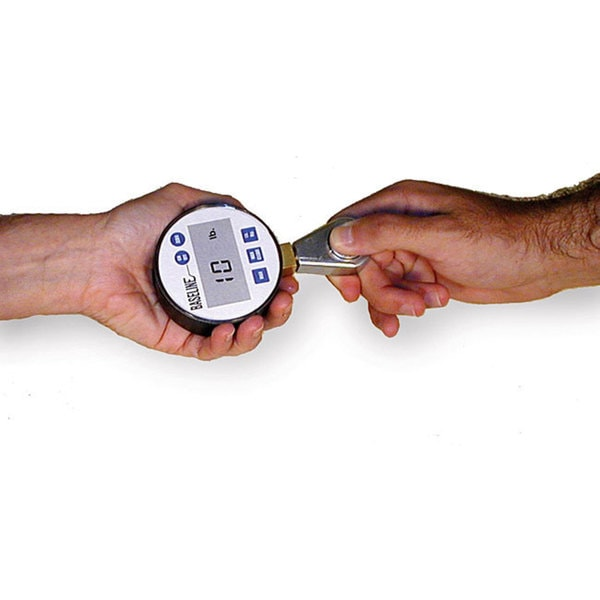 Baseline 100-pound Digital Hydraulic Pinch Gauge