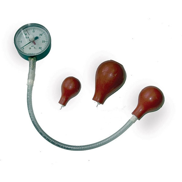 Baseline Pnuematic Bulb Dynamometer/ Pinch Gauge Combination