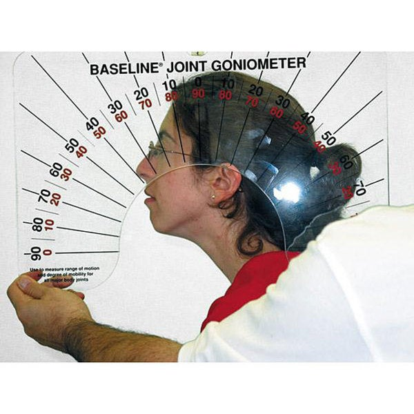 Baseline Arthrodial Protractor
