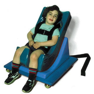 Skillbuilders 3-piece Mobile Floor Seat (Medium)