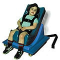 Skillbuilders 3-piece Mobile Floor Seat (Medium)