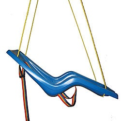 Skillbuilders Universal Full-body Reclining Swing with Rope
