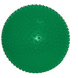 Cando Inflatable 26-inch Green Exercise Sensi-Ball