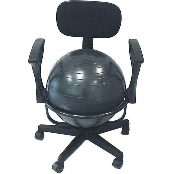 Stability Ball Office Chair Size: Cando Ball Office Chair