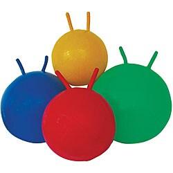 Cando 40 cm Yellow Vestibular Jump Ball