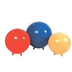Cando Red 30-inch Exercise Ball