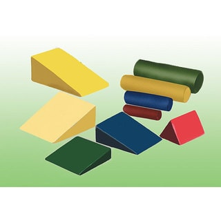 Dycem Foam Vinyl-covered Wedge (20 x 22 x 6)