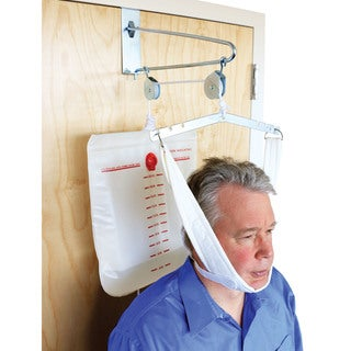 Dycem Overdoor Traction Velcro Head-halter
