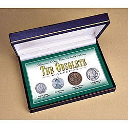 American Coin Treasures America's Rare Coin Collector's Series Obsolete Collection