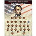 American Coin Treasures The Last 25 Years of Lincoln Wheat Penny Collection (1934 to 1958)