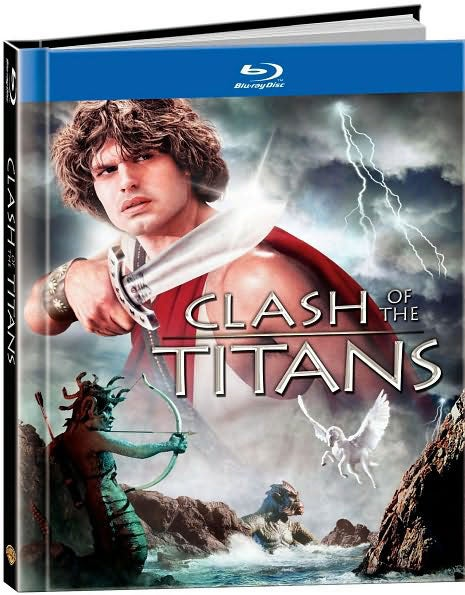 Clash of the Titans - DigiBook (Blu-ray Disc)