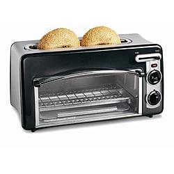 Hamilton Beach 22708 Toastation 2-slice Toaster/ Mini-oven