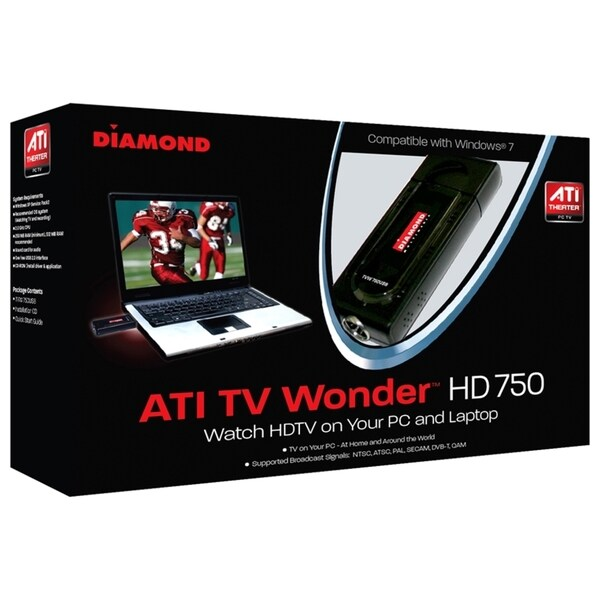 DIAMOND ATI Theater HD 750 USB TV Tuner