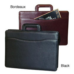Stebco Nappa Leather Briefcase Portfolio