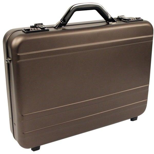 Computer Attache Aluminium Briefcase