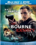 The Bourne Identity (Blu-ray/DVD)