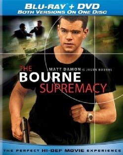 The Bourne Supremacy (Blu-ray/DVD)
