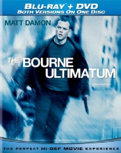 The Bourne Ultimatum (Blu-ray/DVD)