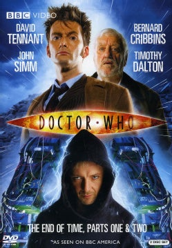 Doctor Who: The End Of Time, Parts One & Two (DVD)