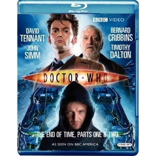 Doctor Who: The End Of Time, Parts One & Two (Blu-ray Disc) 6080655