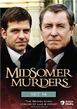 Midsomer Murders Set 14 (DVD)