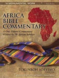 Africa Bible Commentary: A One-Volume Commentary (Hardcover)