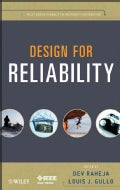 Design for Reliability (Hardcover)