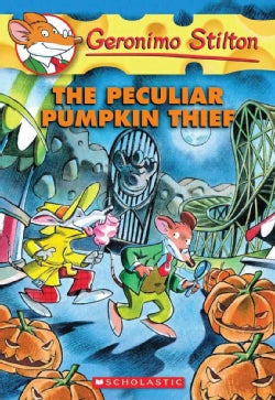 The Peculiar Pumpkin Thief (Paperback)