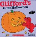 Clifford's First Halloween (Board book)